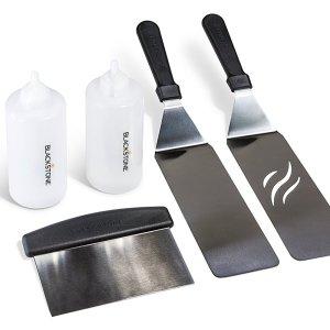 Blackstone 5 Piece Professional Grill Griddle BBQ Tool Kit