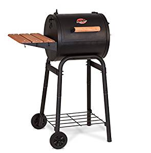 Char-Griller 1515 Patio Pro Charcoal BBQ Grill