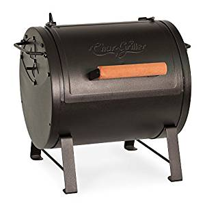 Char-Griller Tabletop Charcoal Grill Side Fire Box