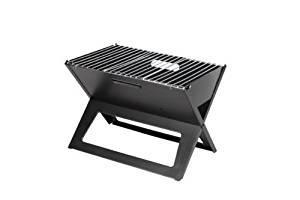 Fire Sense Notebook Charcoal Patio Grill