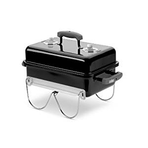 Weber 121020 Go-Anywhere Charcoal BBQ Grill