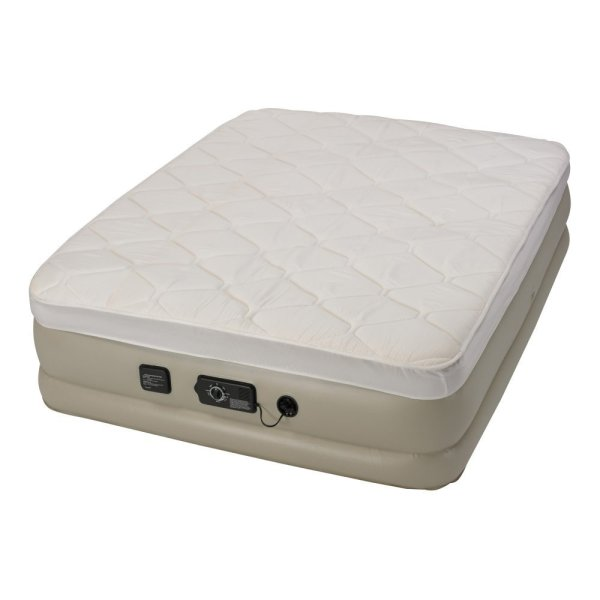 Serta Queen Size Raised Pillow Top Air Bed