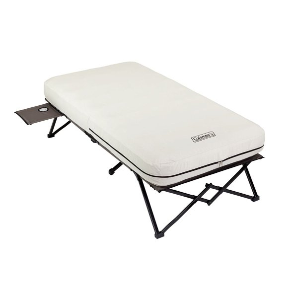 Twin Size Coleman Airbed Cot