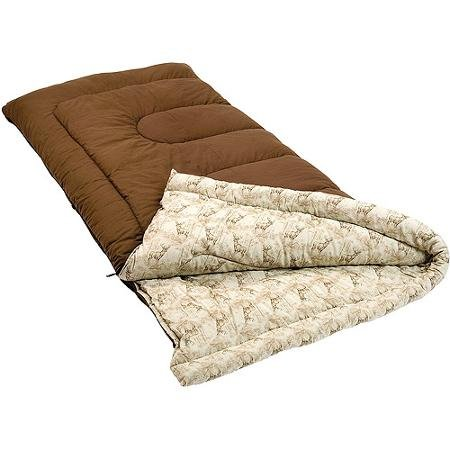Coleman Autumn Trails Adult Sleeping Bag