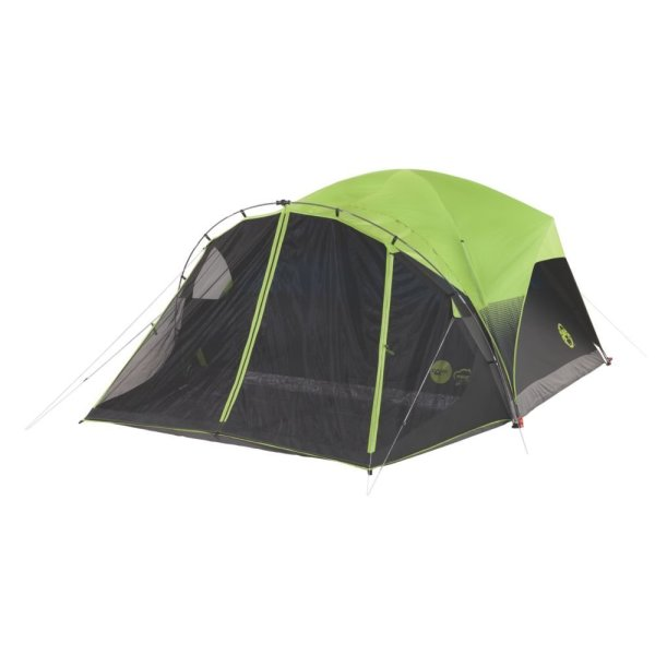 Coleman Dark Room Fast Pitch 6 Person Camping Tent