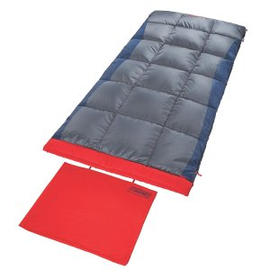 Coleman Heaton Peak 50°F Sleeping Bag