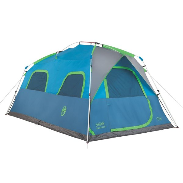 Coleman Signal Mountain 8 Person Instant Camping Tent