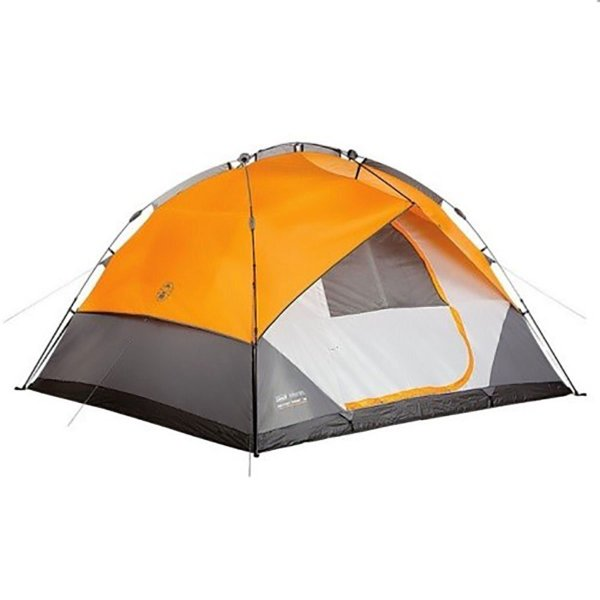Coleman Signature Instant Dome 7 Person Camping Dome Tent