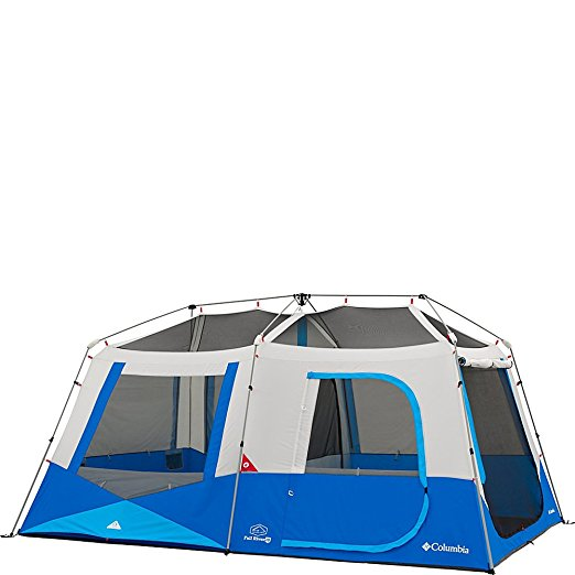 Columbia Fall River 10 Person Instant Camping Tent