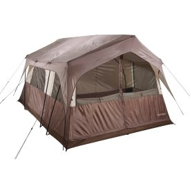 Wilderness 10 Person Cabin Camping Tent