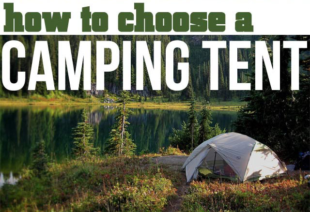 How To Choose The Best Camping Tents