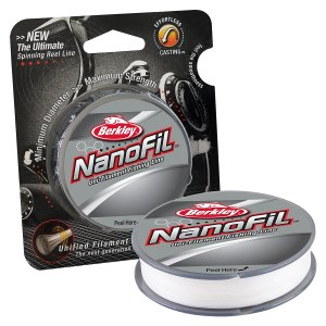 Berkley NanoFil Uni-Filament 150 Yard Fishing Line