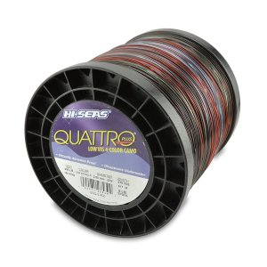 Hi Seas Quattro Monofilament Fishing Line