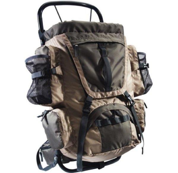 Field & Stream 40L External Frame Hiking Pack