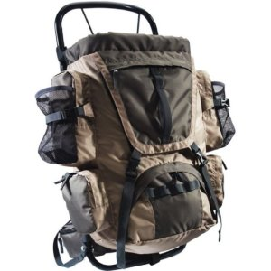 Field & Stream 40L External Frame Hiking Pack