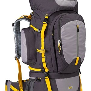 High Sierra Long Trail 90L Frame Hiking Pack