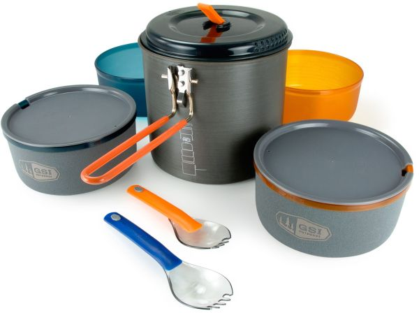 GSI Outdoors Pinnacle Dualist Camp Cookware