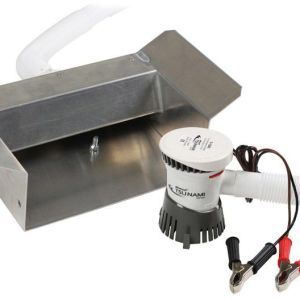Stansport Recirculating Header for Sluice Box