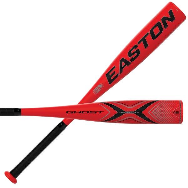 Easton Ghost X HyperLite USSSA Jr. Big Barrel Baseball Bat 2019