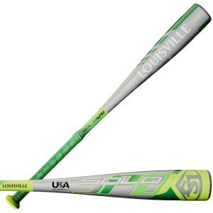 Louisville Slugger Solo SPD USA Youth Baseball Bat 2020 (-13)