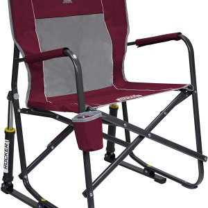 GCI Outdoor Freestyle Portable Folding Rocker Chair