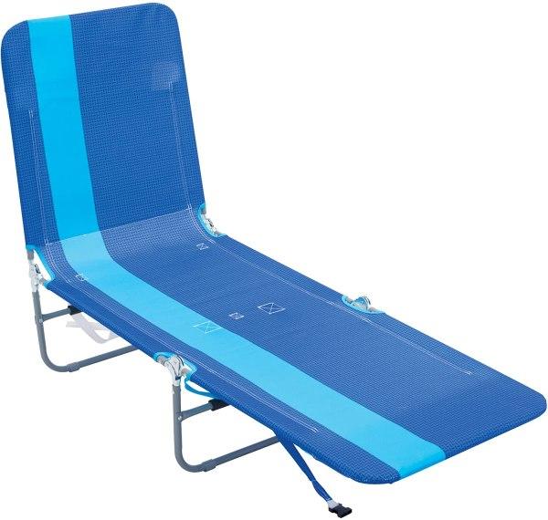 Rio Beach Portable Backpack Beach Lounge Chair