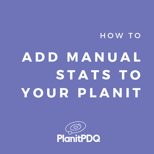 how to add manual