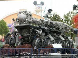 Viaje a Eurodisney Walt Disney Studios