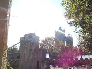 Puente de Londres desde la Torre de Londres
