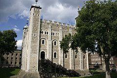 Interior Torre de Londres