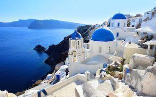 Santorini Destinos Baratos