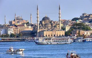 Destinos baratos en Europa Estambul