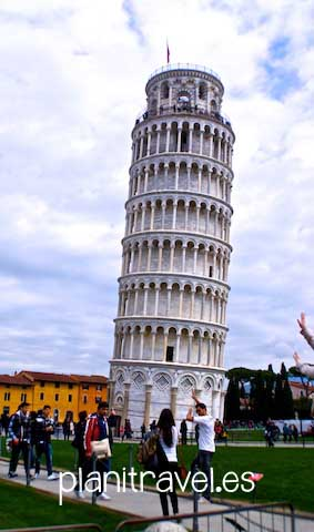 Que ver en Pisa 1