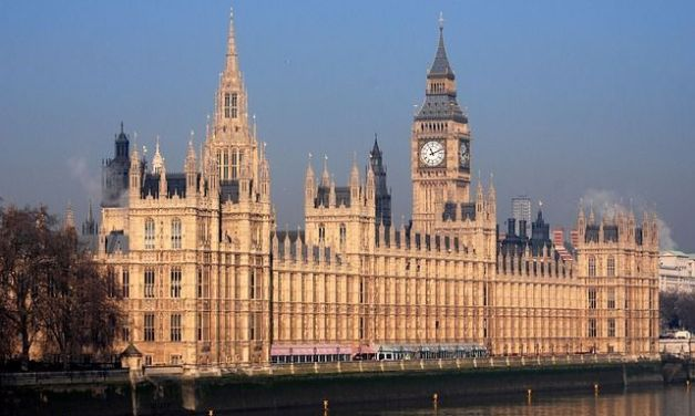 El Palacio de Westminster