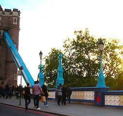 Chimenea Tower Bridge