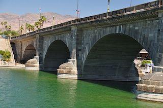Puente de Londres en Arizona