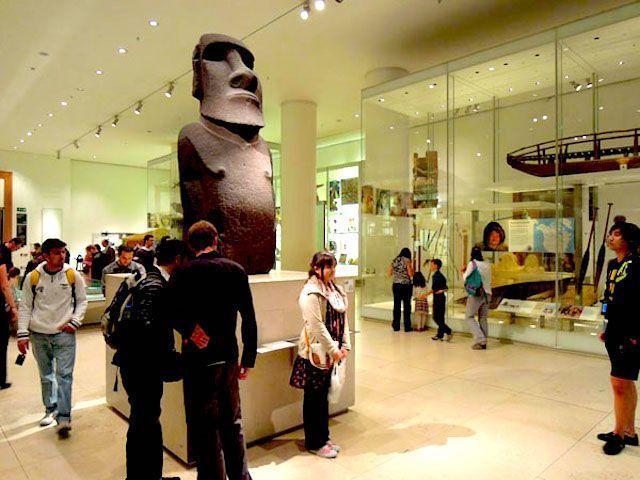Moai British Museum