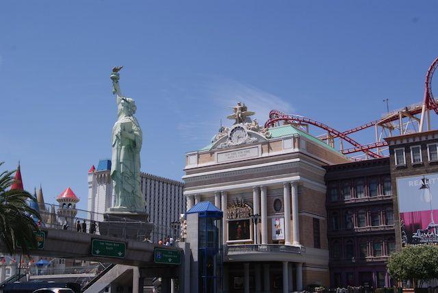 Hotel New York en Las Vegas
