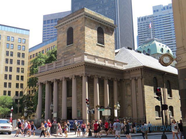 King's Chapel Boston