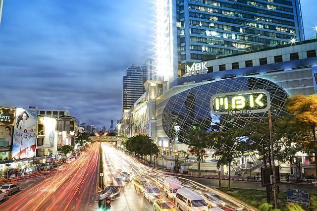 Transporte en Bangkok