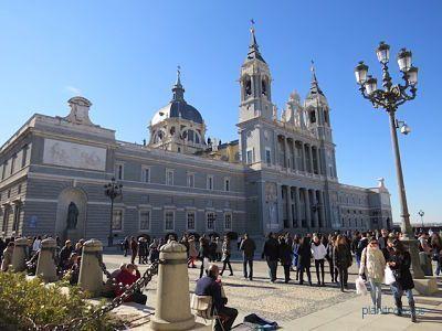 Visita Catedral de la Almudena