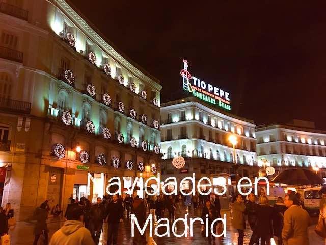 Navidad en Madrid 2017-2018