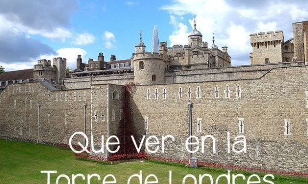 Visitar la Torre de Londres