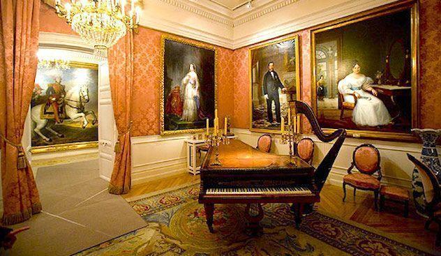 Museo del Romanticismo en Madrid