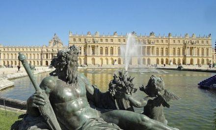 Palacio Versalles Paris