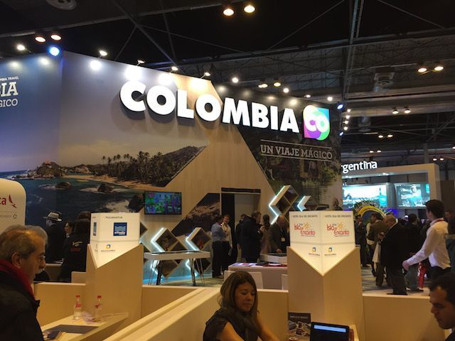 Fitur 2016 Stand Colombia