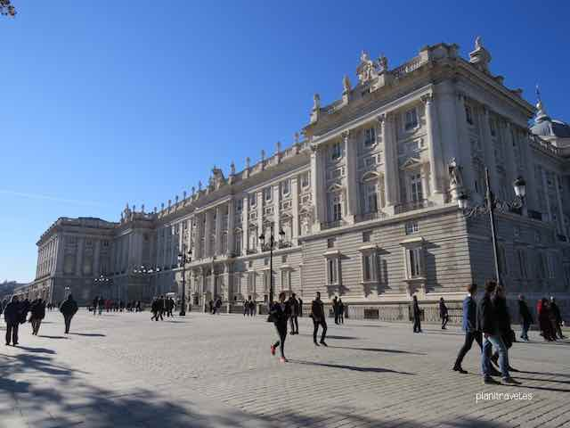 Consejos para visitar el Palacio Real de Madrid
