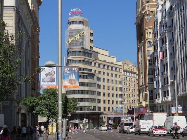Gran Via de Madrid 2
