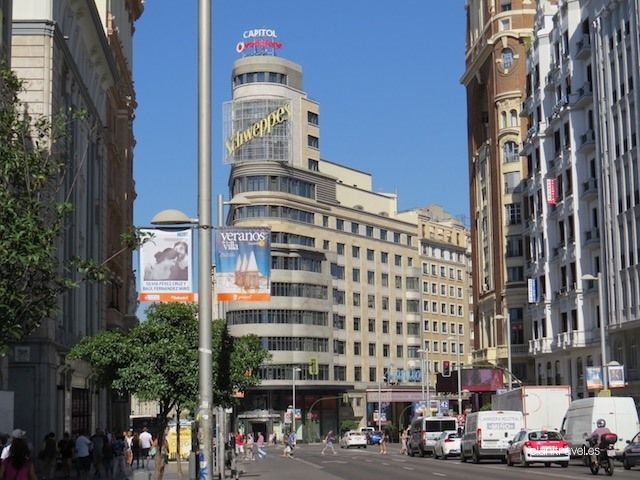 Gran Via de Madrid 2
