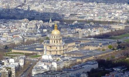 Visitar la tumba de Napoleón en París